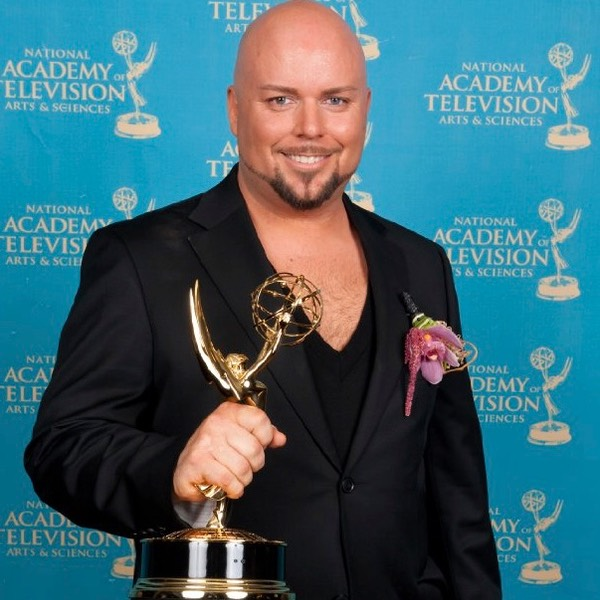 Joe Matke Wins His Second Emmy Award